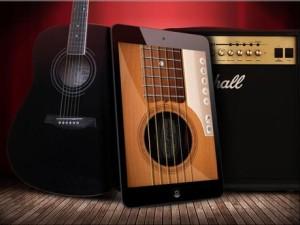 Гитарное приложения на телефон